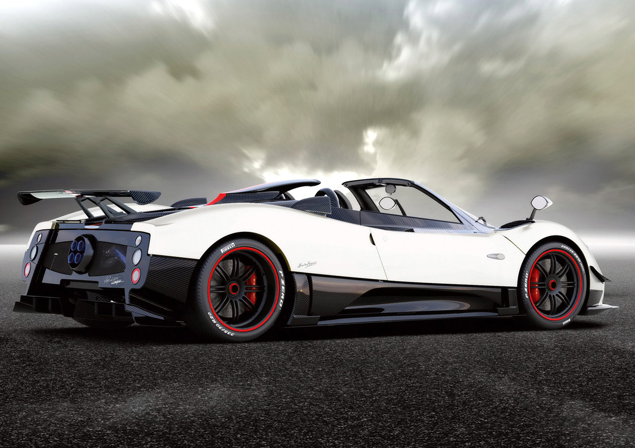 2009 pagani zonda cinque roadster specs review price