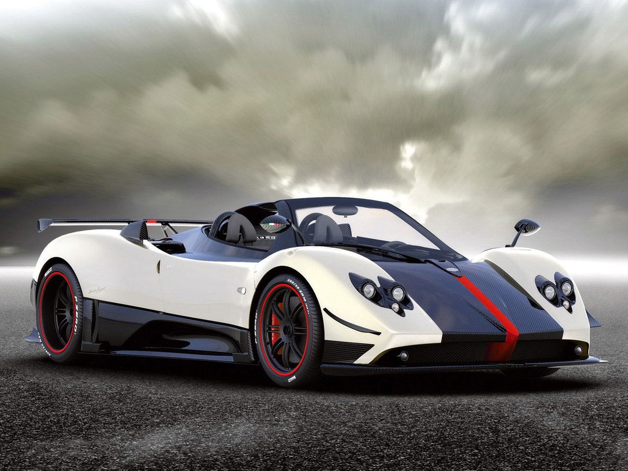 2009 Pagani Zonda Cinque Roadster Specs, Review, Price & Top Speed