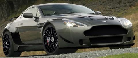 2010 Aston Martin Elite LMVR