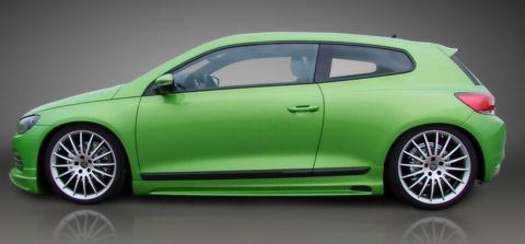 2010 JE Design Volkswagen Scirocco