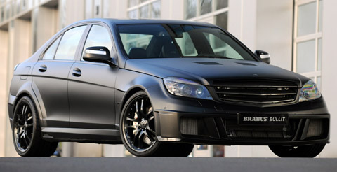 Brabus Bullit Black Arrow 480