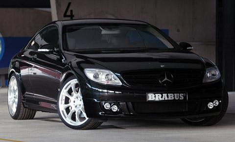 Brabus CL 600 480