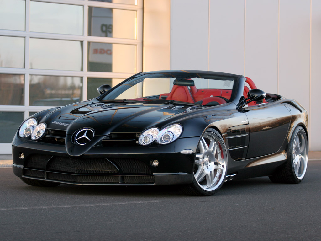 2008 brabus slr mclaren roadster specs top speed engine for Types of mercedes benz cars