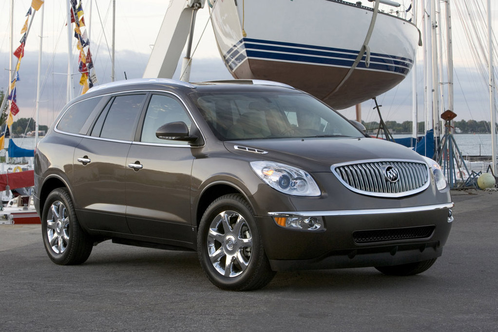 Used Buick Enclave for Sale – Buy Cheap Pre-Owned Buick Cars