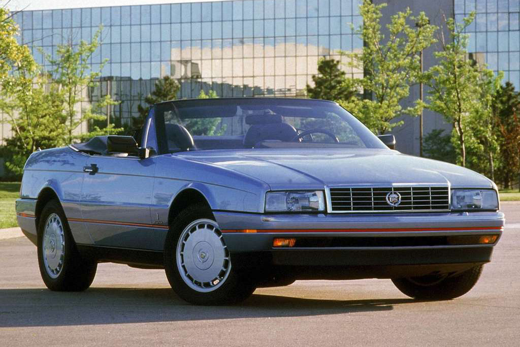 Used Cadillac Allante for Sale: Buy Cheap Pre-Owned Cadillac Cars