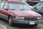 Used Cadillac Fleetwood