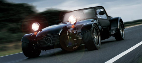 Caterham Seven CSR 260 480