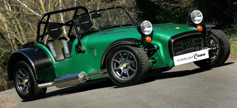Caterham Superlight R400 480