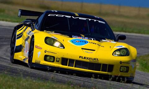 Corvette Racing Next-Generation C6-R