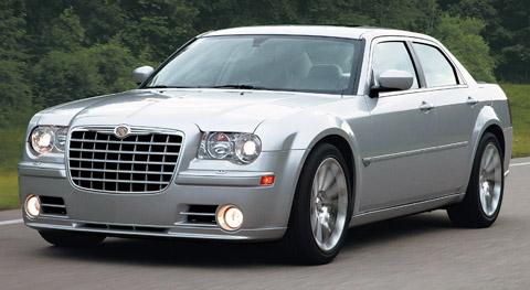 Chrysler 300C SRT-8 480