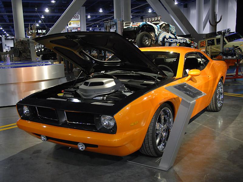 2008 Chrysler Concept Cuda Specs & Engine Reivew