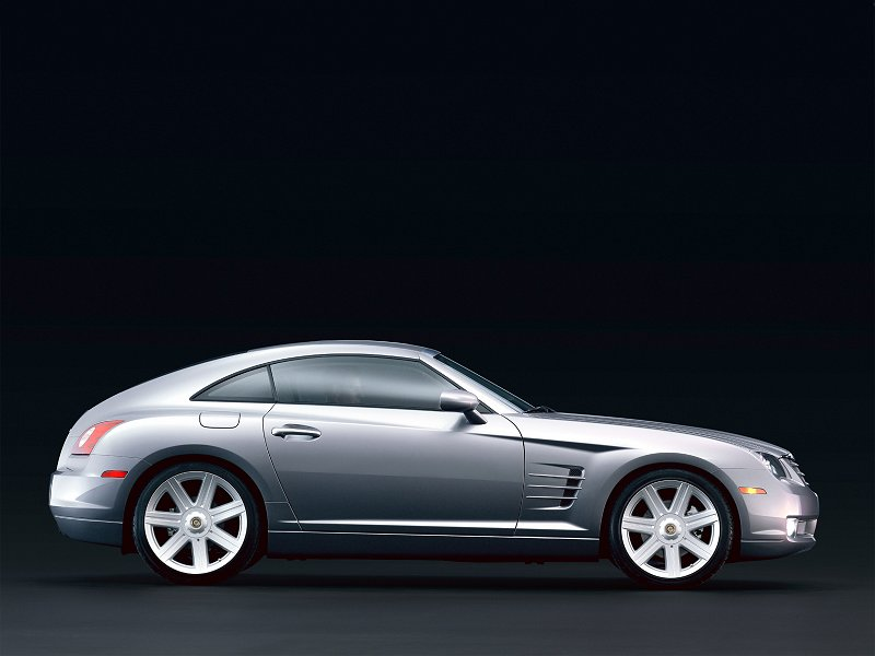 Chrysler Crossfire 2004. The Chrysler Crossfire was