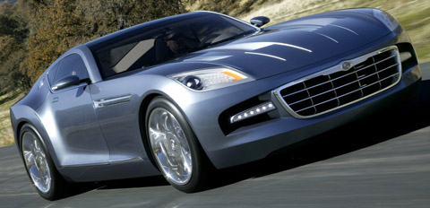 Chrysler Firepower Concept 480