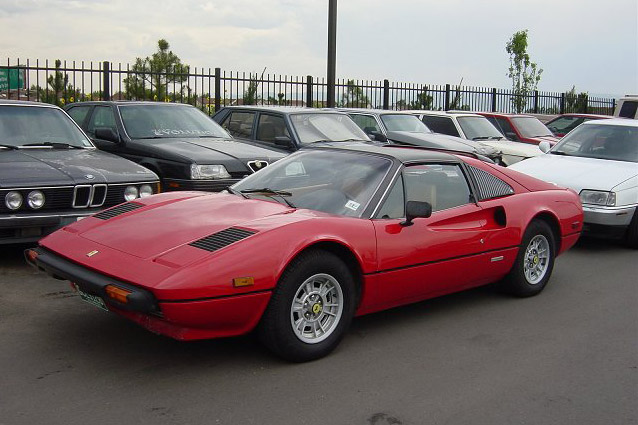 Used Ferrari 308 For Sale Buy Cheap Pre Owned Ferrari Cars