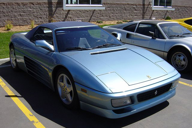 Used Ferrari 348 for Sale: Buy Cheap Pre-Owned Ferrari Cars