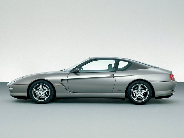 Ferrari 456M car