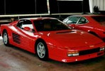 Used Ferrari Testarossa