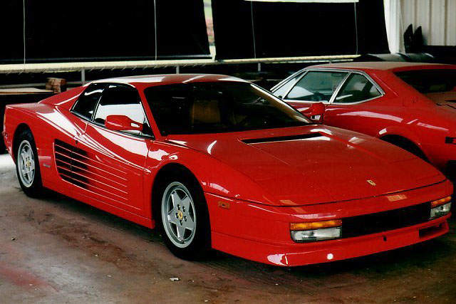 used ferrari testarossa for sale buy cheap pre owned. Cars Review. Best American Auto & Cars Review