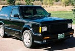 Used GMC Typhoon