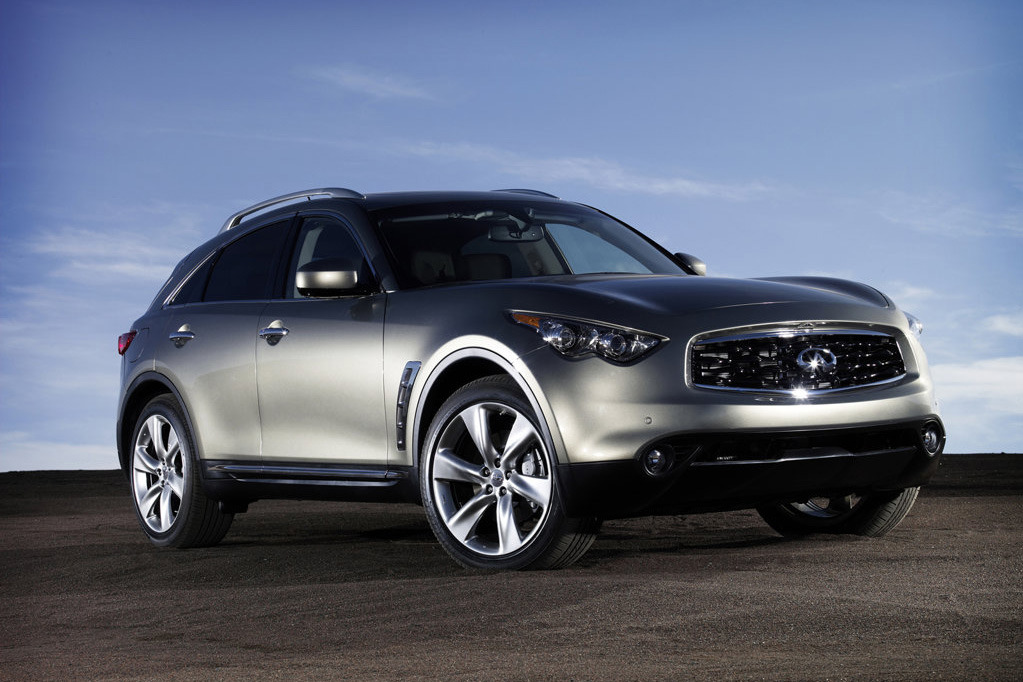 Infiniti FX For Sale: Buy Used & Cheap Pre-Owned Infiniti Cars