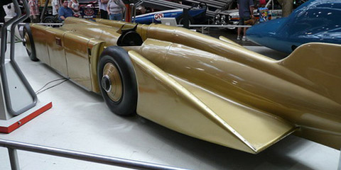 Irving-Napier Golden Arrow