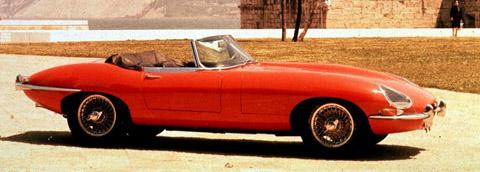 Jaguar E-Type 480