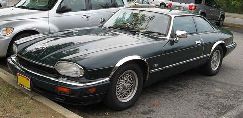Jaguar XJS 480