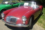 Used MG MGA