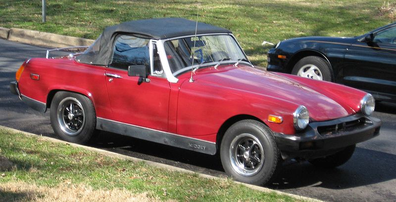 MG Midget for Sale by Owner: Buy Used & Cheap Pre-Owned MG Cars