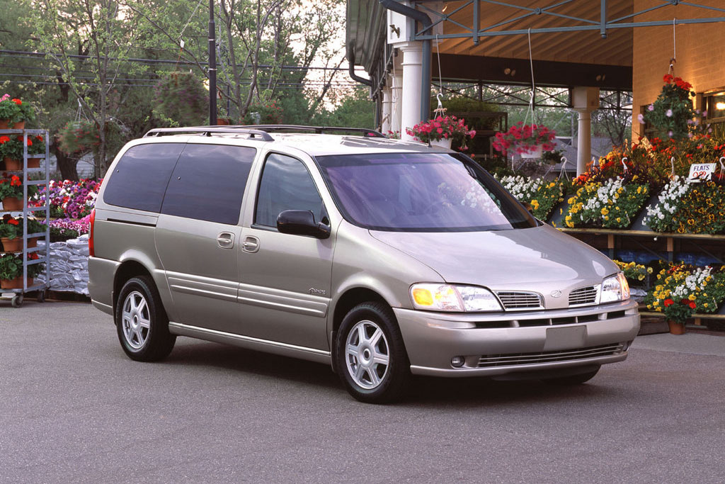 the oldsmobile silhouette was a minivan produced by the oldsmobile