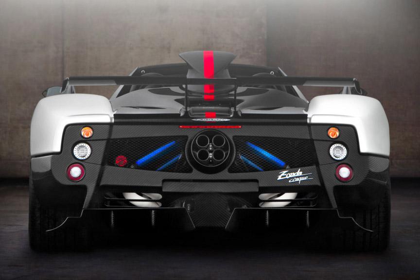 2009 Pagani Zonda Cinque Roadster Specs, Review, Price & Top Sd