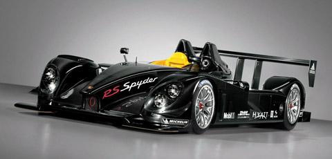 Porsche RS Spyder 480