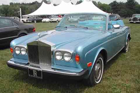 Rolls-Royce Corniche 480