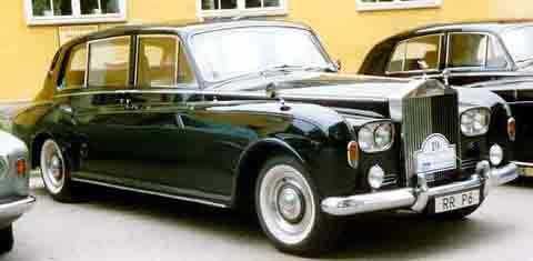 Rolls-Royce Phantom VI 480
