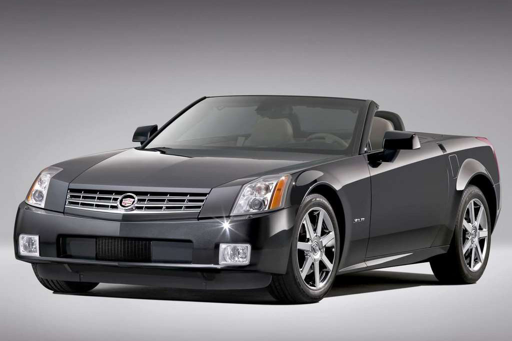 Used Cadillac XLR for Sale: Buy Cheap Pre-Owned Cadillac Cars