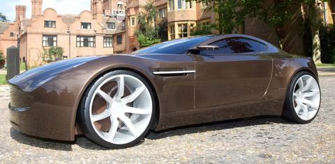 2009 Aston Martin Volare Concept Design 480