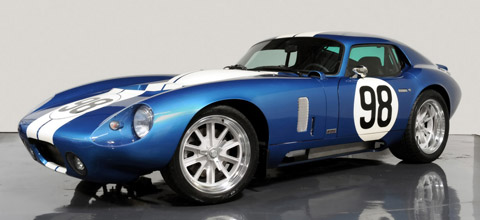 2009 Shelby Cobra Daytona Coupe MKII CSX9000 480
