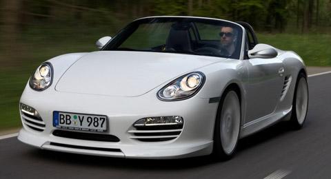 2009 Techart Porsche Boxster Specs Pictures Engine Review
