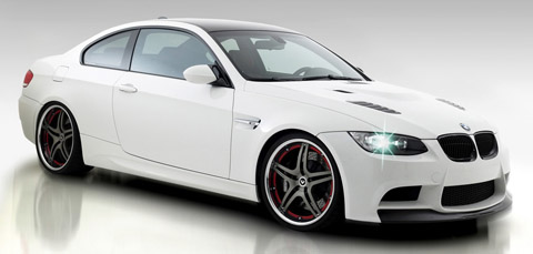 2009 Vorsteiner GTS3 BMW M3 480