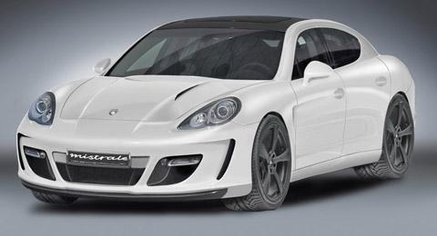 2010 Gemballa Mistrale Porsche Panamera 480