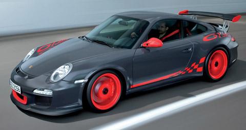 2010 Porsche 911 GT3 RS 480