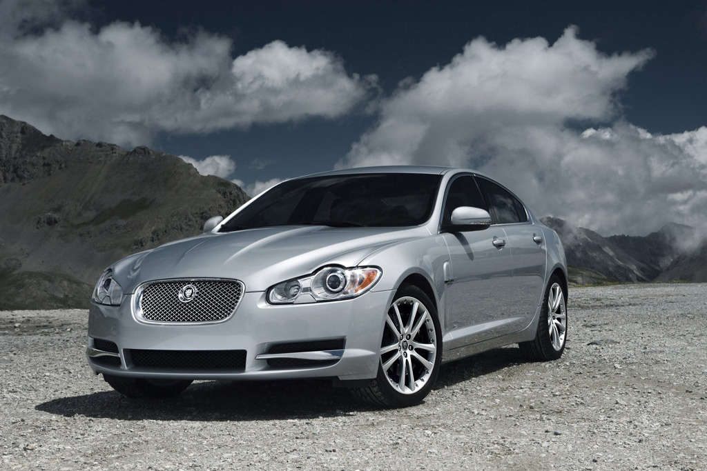 Jaguar Luxury Cars