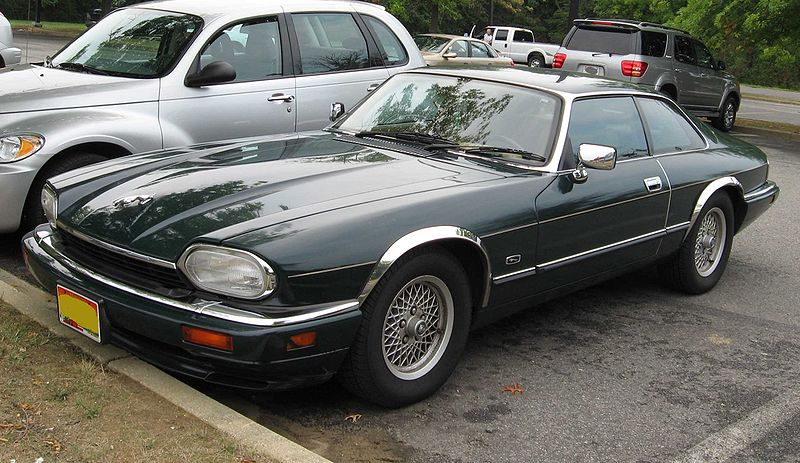 The Jaguar XJS was another one