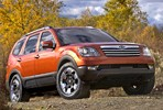 Used Kia Borrego