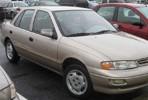 Used Kia Sephia