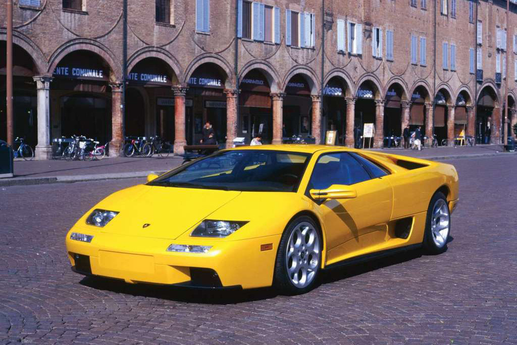 lamborghini diablo for sale: