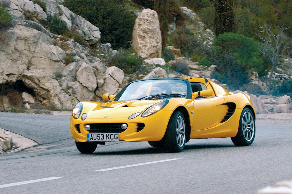 Lotus Elise 150