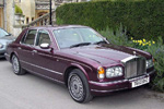 Rolls-Royce Silver Seraph 150