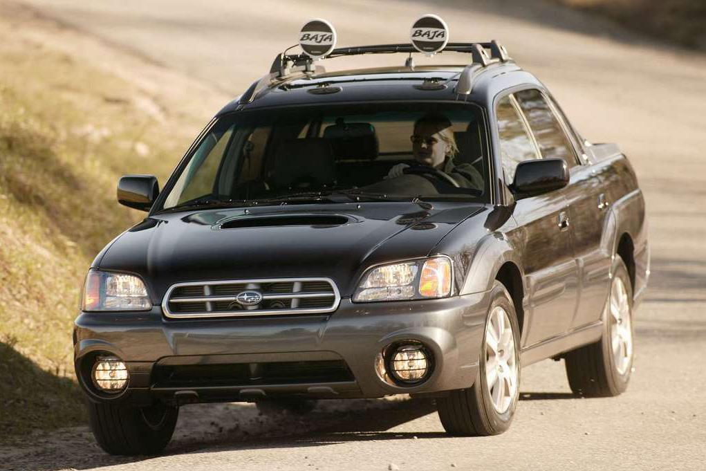 Used Subaru Baja for Sale by Owner: Buy Cheap Pre-Owned Subaru Trucks