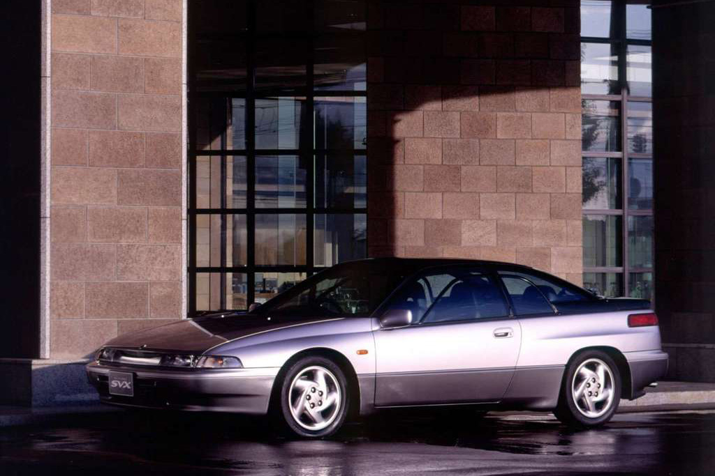 Used Subaru SVX for Sale by Owner: Buy Cheap Pre-Owned Subaru Cars